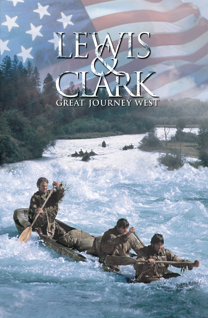 Lewis & Clark 3D movie poster