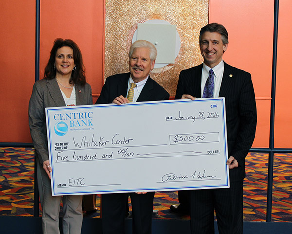 Support Whitaker Center through Corporate Giving